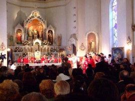 La cocatedral recibió el subsidio provincial.