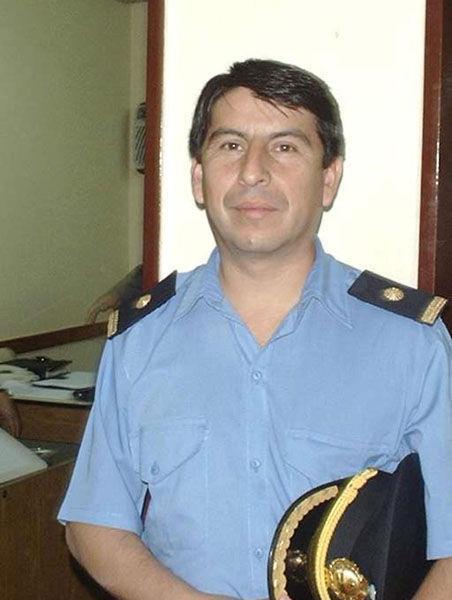 Capitán Walter Gómez