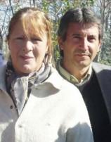 Ricardo Ibarra con Margarita Stolbizer.