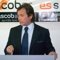 Matías Bertol, secretario de Salud.