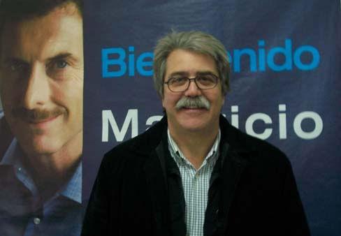 Jobe, el referente de Macri en Escobar.