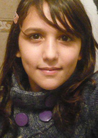 Abril Zottola, una pequeña gran actriz.