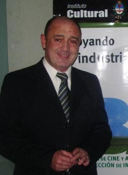 """Juan Carlos Villalba, presidente de """"Escobar de Película""""."""