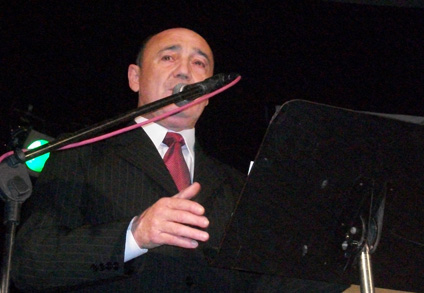 Juan Carlos Villalba destacó a los realizadores.