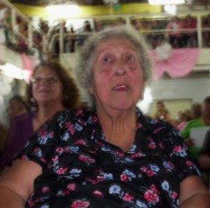 Olga Martínez tenía 83 años.