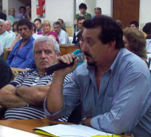 Fontán también le dio su voto al aumento.