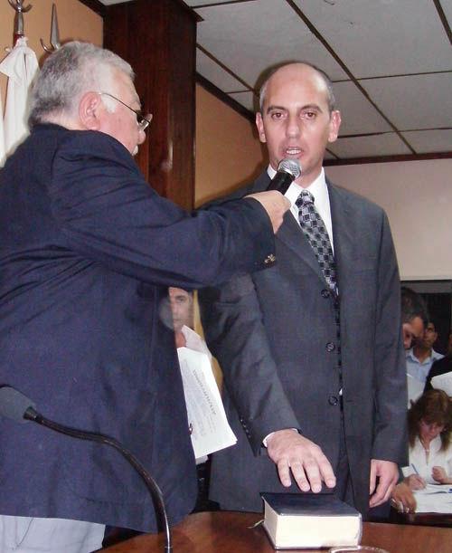 Elio Miranda, en diciembre, fue ratificado como presidente del HCD.