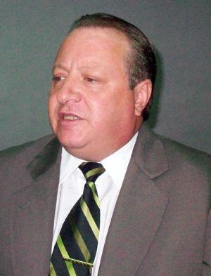 El comisario mayor Mario Caballero lleva más de un año al frente de Zárate-Campana.