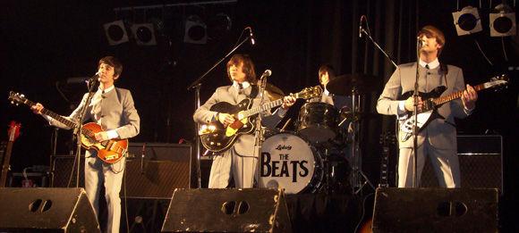"""The Beats presentó este sábado su espectáculo """"Irrepetible"""", ante un público que disfrutó de principio a fin."""