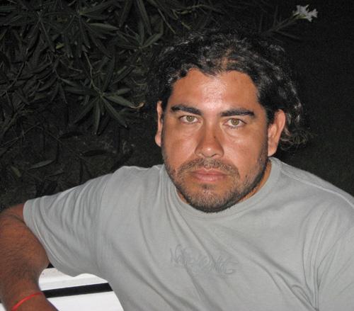 Alberto Blanco fue hostigado por sus editoriales en El Garinense.