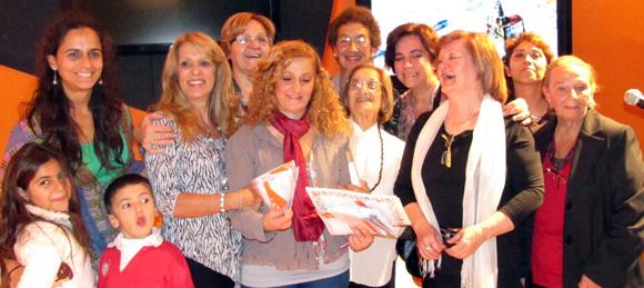 Los escritores escobarenses volvieron a participar, por segundo año, en la Feria del Libro.
