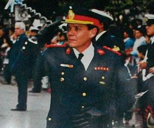Daniel González falleció a los 51 años, yendo a apagar un incendio.