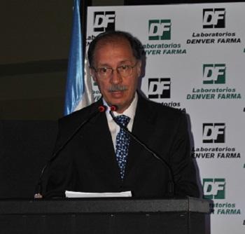 El CEO de Denver Farma destacó la inversión realizada en tecnología productiva.
