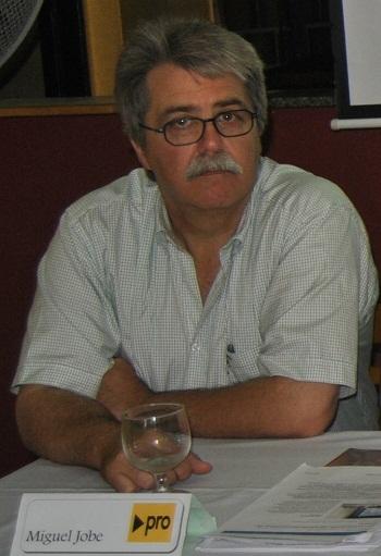 Jobe confía en que el PRO pueda fortalecer su presencia en suelo bonaerense.