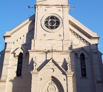 El templo escobarense tiene una historia de 103 años.