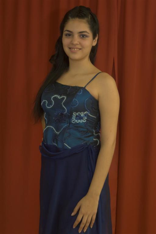 Nº 10) Andrea Micaela Castro (17), de Pilar.
