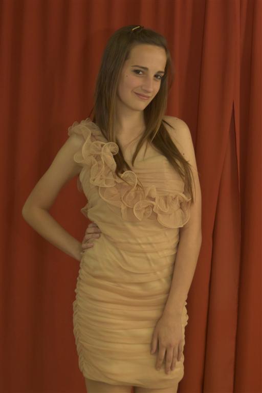 Nº 11) Yamila Aldana Poncet (16), de Matheu.