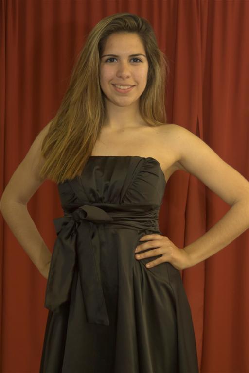 Nº 13) Roxana Noelia Solorzano (19), de San Miguel.
