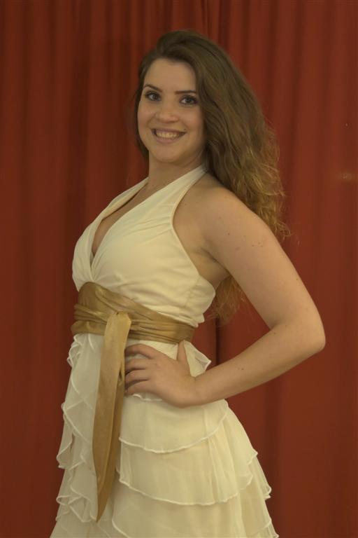 Nº 2) Andrea Yésica Larricart (18 años), de Belén de Escobar.