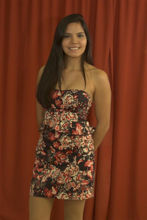 Nº 5) Carla Carolina Zalazar (22), de Pilar.