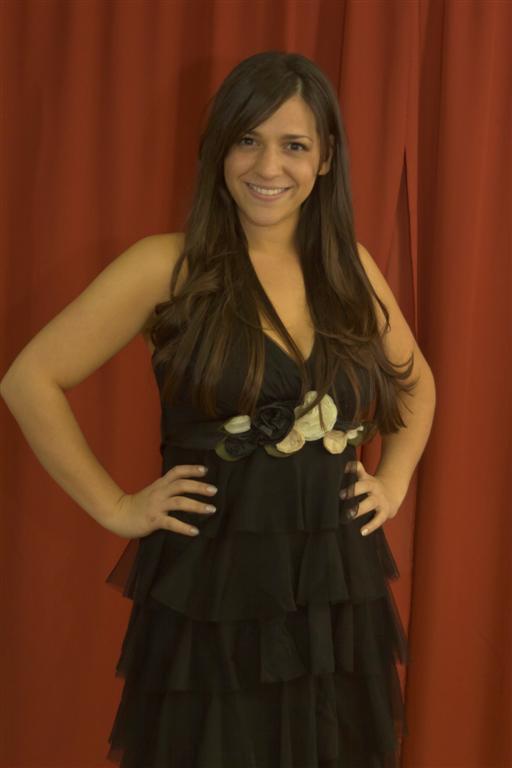 Nº 7) Gabriela Noemí Tarchini (23), de Belén de Escobar.