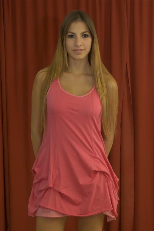 Nº 9) María Belén Pietrafesa (17), de Lobos.