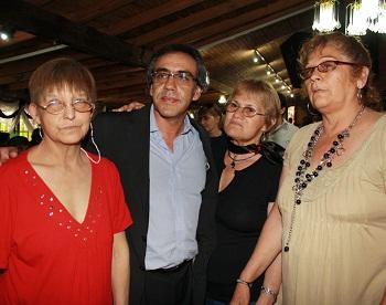 Guzmán agasajó a los jubilados del distrito en Savio.