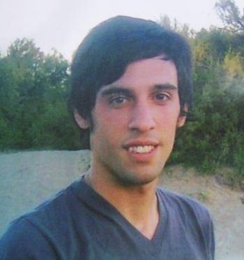 La víctima: Mario Javier Alzugaray tenía 26 años.