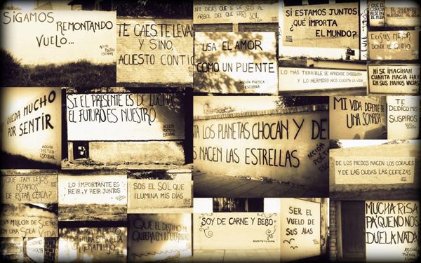 Acción Poética Escobar Un Movimiento Que Inunda De Amor Y