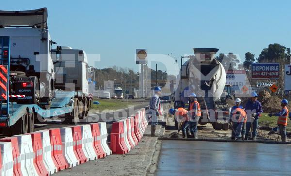 Mejoras en el kil metro 54 de la autopista panamericana for Benetton quedara autopista panamericana acceso oeste