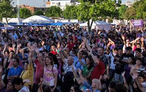 En octubre se realizar la primera fiesta municipal del for Jardin japones de escobar