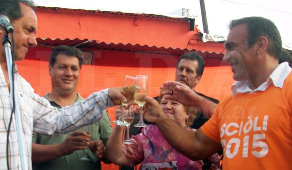 Daniel Scioli volvió a visitar Escobar para reinaugurar una ... - El Día de Escobar