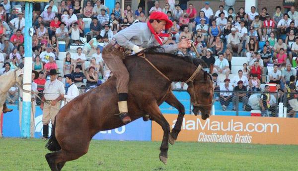 Ricardo Pucheta se consagró subcampeón en el 50º Festival de ... - El Día de Escobar