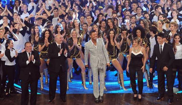 El regreso del programa de Marcelo Tinelli tuvo un rating promedio de 31,5 puntos, con un pico de 43,1, según Ibope.