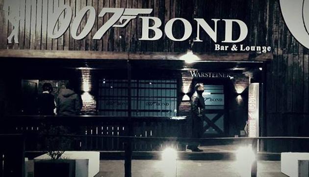 Escenario. El tiroteo sucedió a la salida dell local bailable Bond, en Colectora Este y Patricios, Maschwitz.