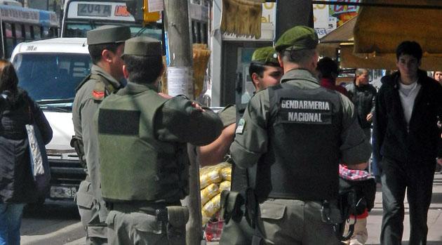 Violencia uniformada. Cuatro gendarmes fueron condenados a tres años de prisión por haber golpeado en 2011 a un grupo de adolescentes en Escobar.