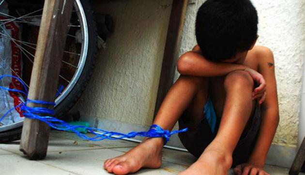 Maltrato infantil. La Dirección de Niñez de Escobar pasó de atender 400 casos en 2007, a 6.000 en la actualidad.