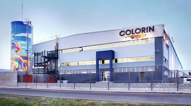 Más presencia en Garín. A la planta de Colorín a la altura del kilómetro 40 de la Panamericana se le suma otra en el Parque Indutrial.