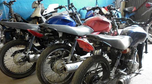 Saldo final. En el operativo llevado a cabo por la Secretaría de Seguridad municipal se secuestraron 16 motos.
