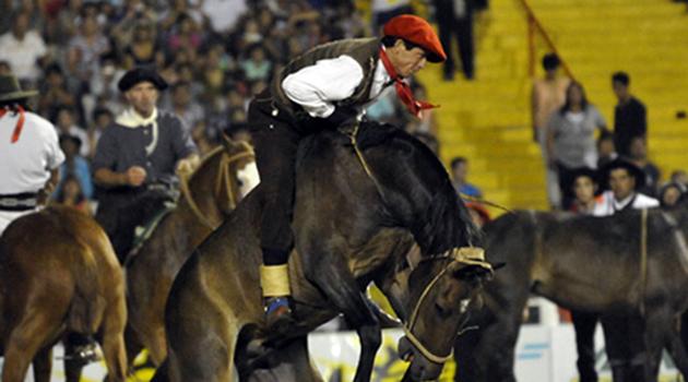 Ricardo Pucheta tetracampeón home-adentro