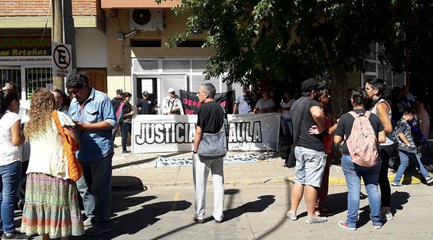 Convocatoria Justicia x Paula