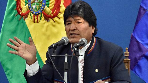 Morales hará campaña por Bolivia-2027 en los Juegos Panamericanos de Lima