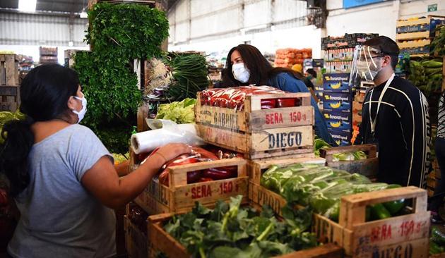 Se extiende por una semana el cierre de los mercados de frutas y ...
