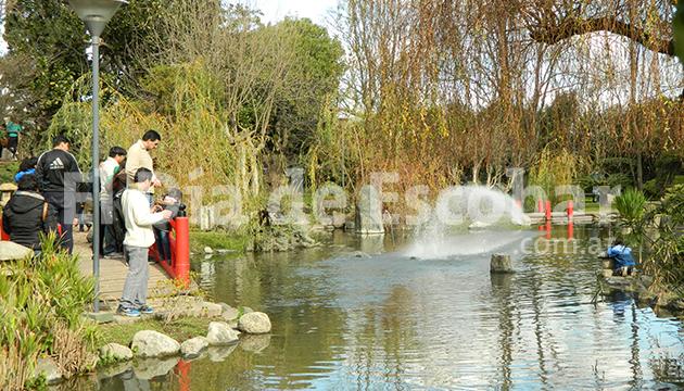 Temaik n y el jard n japon s lo m s visitado en estas for Jardin japones de escobar